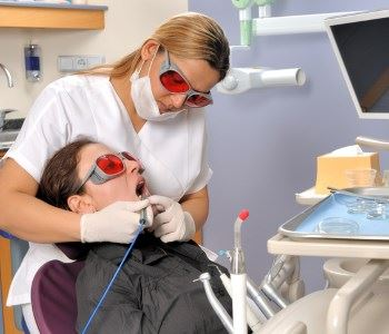 laser therapy fro teeth